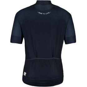 Maloja PlansM. Short Sleeve Bike Jersey Men mountain lake
